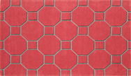 Cassin - Matrix Red MAX09 Rug