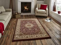 Verge Brook Red Rug