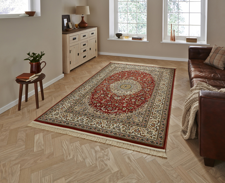Regal 0277A Terracotta Rug