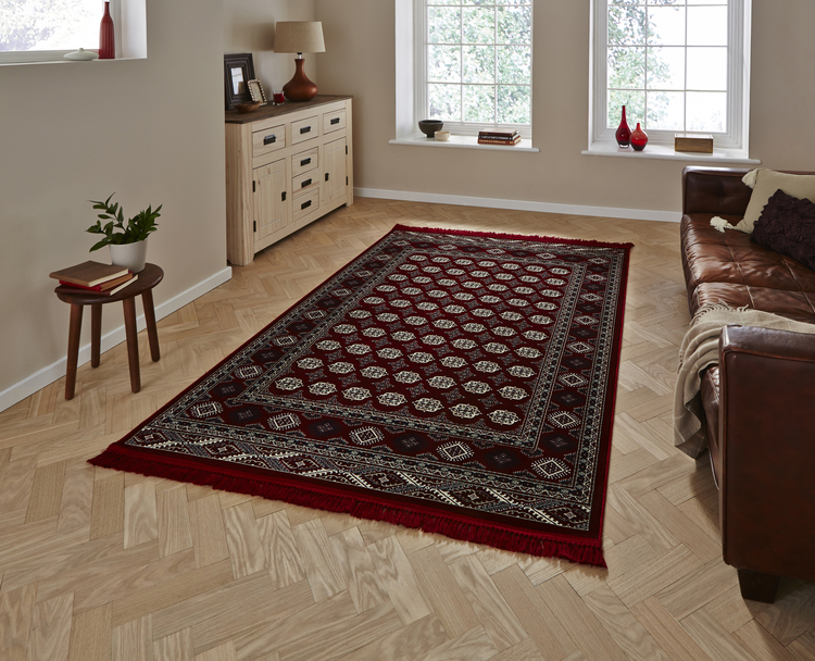 Regal 0636A - Red Rug