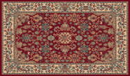Royal Red 1630-507 Rug