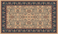 Royal Beige 1631-520 Rug