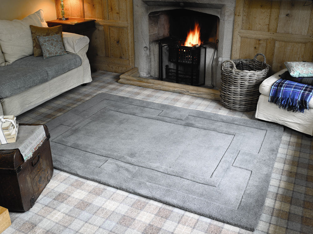 Apollo Grey Rug
