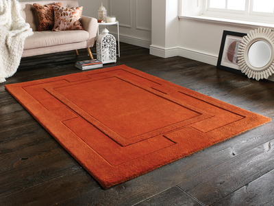 Apollo Rust Rug