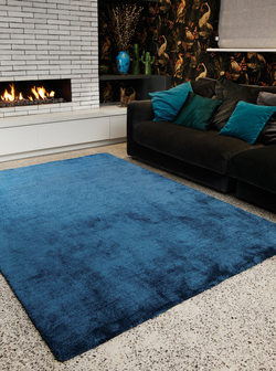 Tula Dark Teal Rug