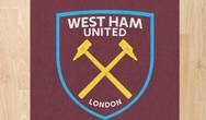 Football Crests West ham Rug