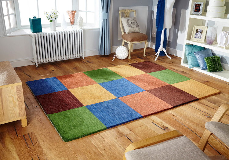 Winslow Cube Multi Rug