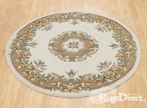 Royal Indian Cream-Beige Rug