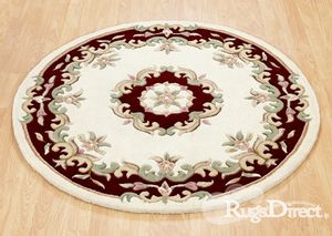 Royal Indian Cream-Red Rug