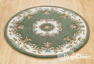 Royal Indian Green Rug