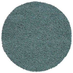 Vista - Plain 2236 Teal Blue Rug