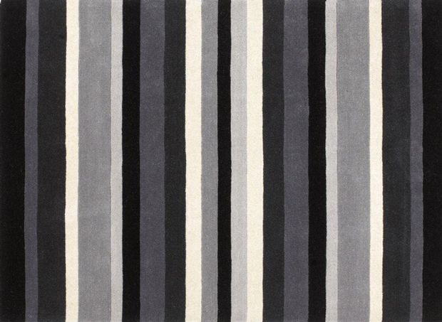 Jazz Stripes Charcoal Rugs Buy Stripes Charcoal Rugs