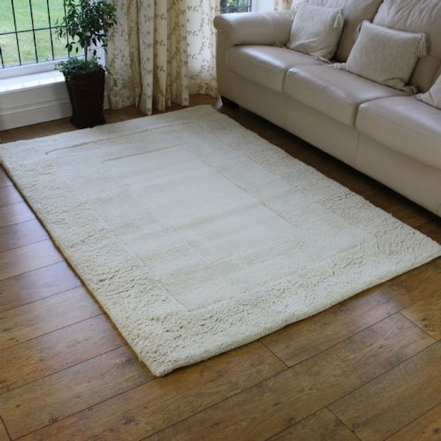 Karma White Ivory Rugs Buy White Ivory Rugs Online From