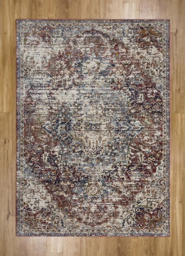 Alhambra 6504b Red Rugs Buy 6504b Red Rugs Online From