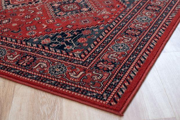 Afghan 9595 1201 Turkoman Red Rugs Buy 9595 1201
