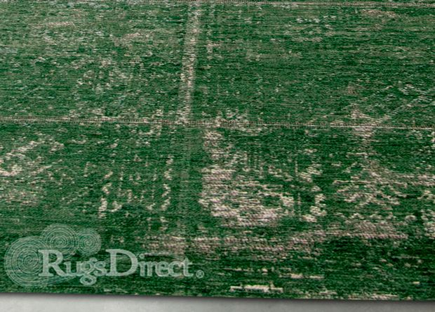 Buy Louis De Poortere Fading World Bubble Green Rugs Buy