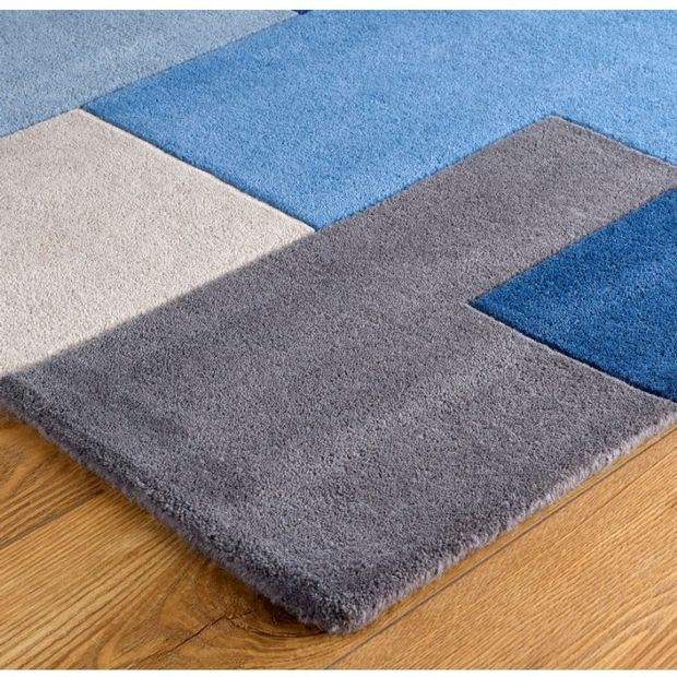 Buy Blue Rugs Online From Rugs Direct