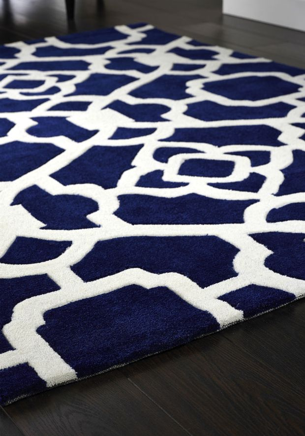 Marrakesh Blue White Rugs Buy Blue White Rugs Online