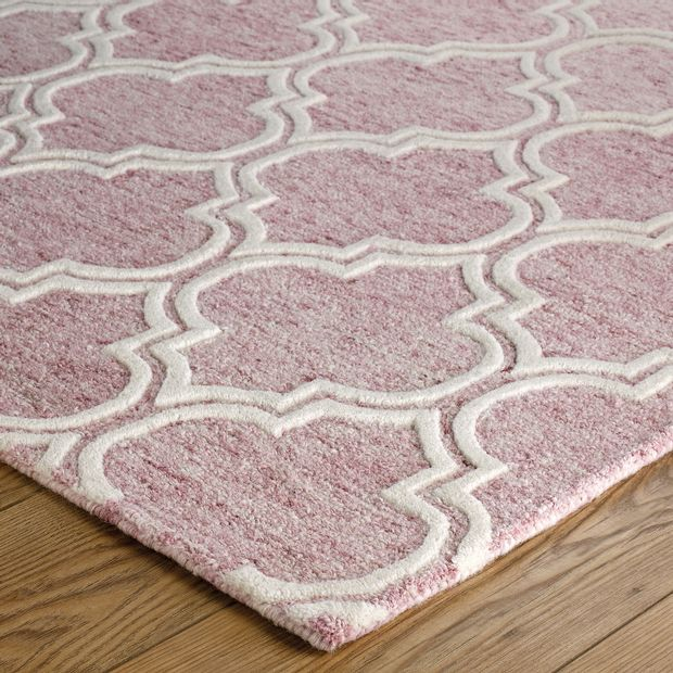 Buy Pink Rugs Online From Rugs