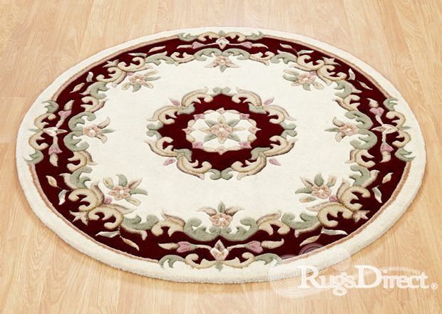 Royal indian cream red rugs buy cream red rugs online for Cream and red rugs