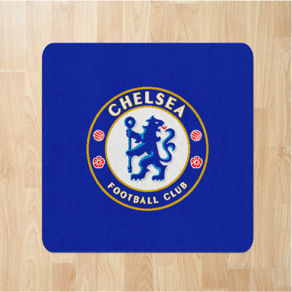 Football Crests Chelsea Rugs