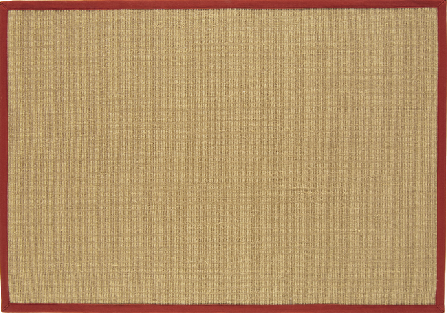 Sisal Linen Red Rugs Buy Linen Red Rugs Online From